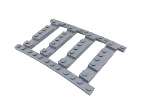 Image of Trixbrix product: Ballast Plate R72 Left