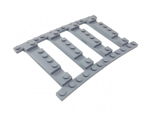 Image of Trixbrix product: Ballast Plate R72 Right
