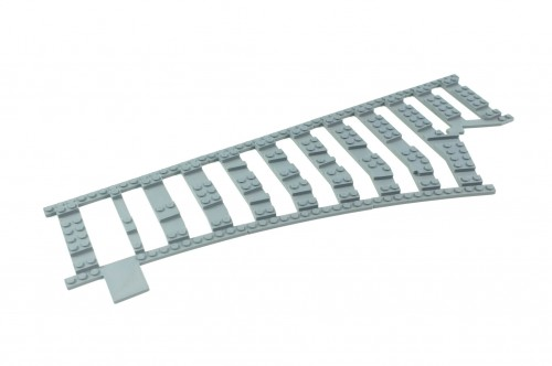 Image of Trixbrix product: Ballast Plate for Right Switch R104
