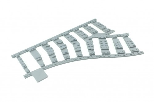 Image of Trixbrix product: Ballast Plate for Right Switch R40