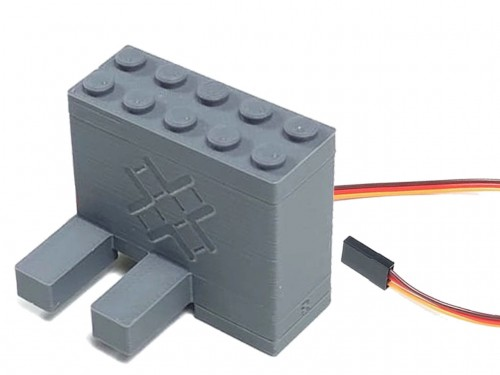 Image of Trixbrix product: Right Switch Servo Motor