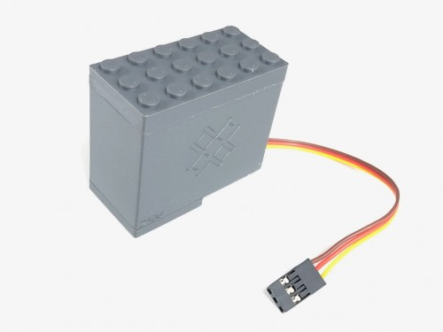 Image of Trixbrix product: Servo Motor for Original Lego Switches