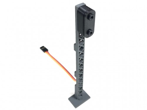 Image of Trixbrix product: Train Signal Mast with LEDs