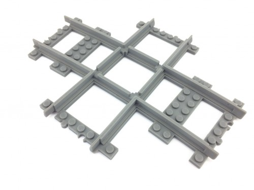 Image of Trixbrix product: Curved Cross Track R104