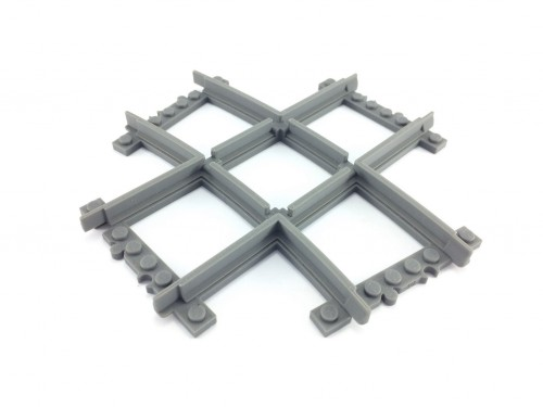 Image of Trixbrix product: Curved Cross Track R40