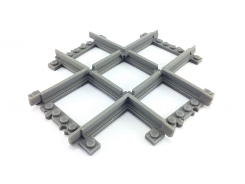 Image of Trixbrix product: Curved Cross Track R72