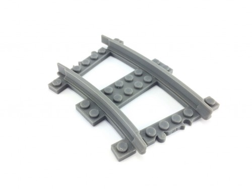 Image of Trixbrix product: Curved Track R24