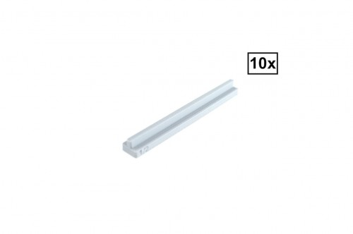 Image of Trixbrix product: Straight Rails Set 1/2 10x