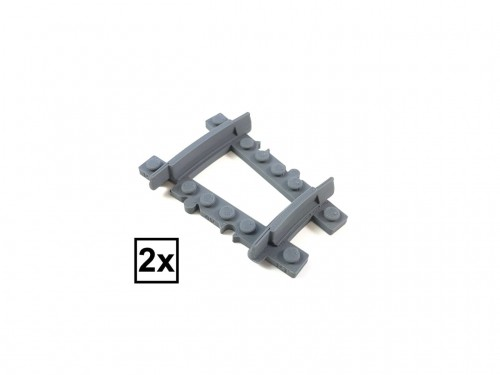 Image of Trixbrix product: Pass-Through Connector R40, 2 pieces