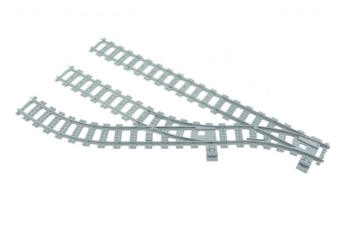 Image of Trixbrix product: 3-Track Left Rail Yard R40