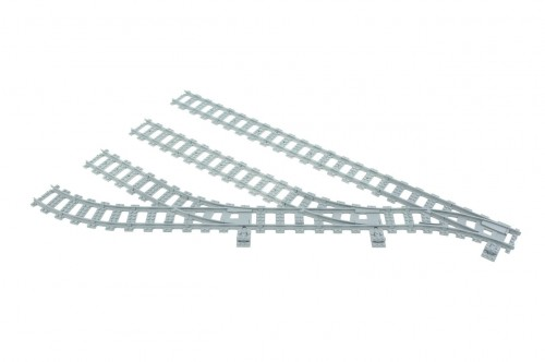 Image of Trixbrix product: 4-Track Left Rail Yard R40